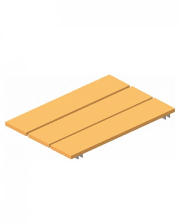щит деревянный ринстрой 1х1м