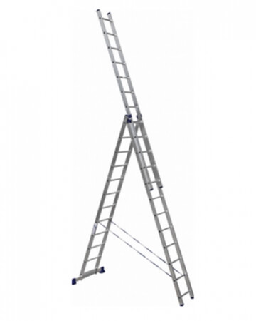 лестница-стремянка алюмет 6312